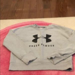 under armor sweater size xl